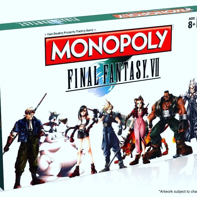 Hecatonchires Final Fantasy