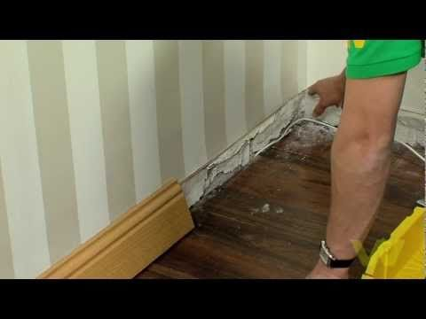 ▶ How to Fit Skirting Boards - YouTube