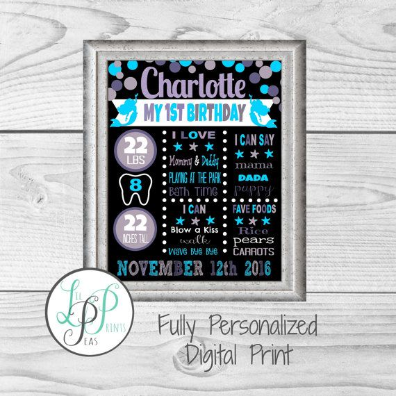 Check out this item in my Etsy shop https://www.etsy.com/ca/listing/491869960/first-birthday-board-babys-first