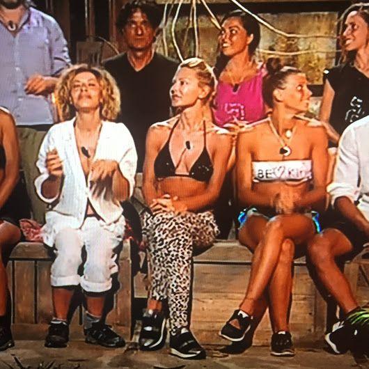 Nathalie Caldonazzo indossa #STOKTON #FABIOSFIENTI #shoes #isola #NathalieCal...
