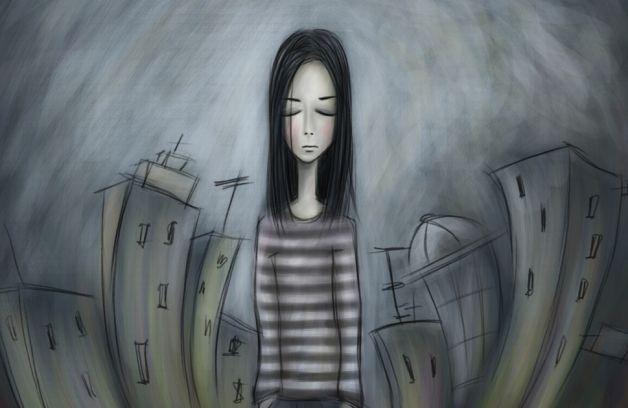 Herkesin Başına Gelebilecek 4 Depresyon Çeşidi #depresyon #sağlık #hastalık