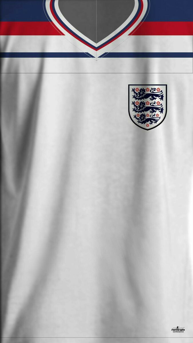 1982 England World Cup Shirt Phone Wallpaper Classic Football Shirts England Football Team England National Football Team