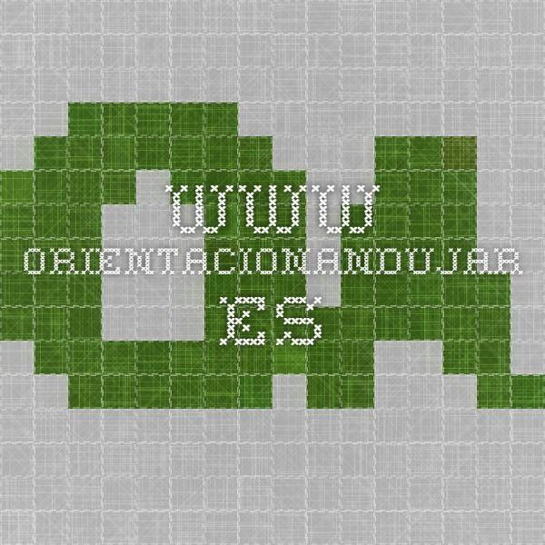 www.orientacionandujar.es