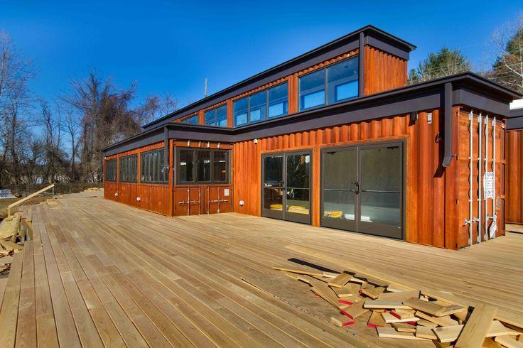 Smoky Park Supper Club | Keli Keach Photography | AshevilleRepurposed Shipping Containers | Keli Keach Photography | Asheville, NC