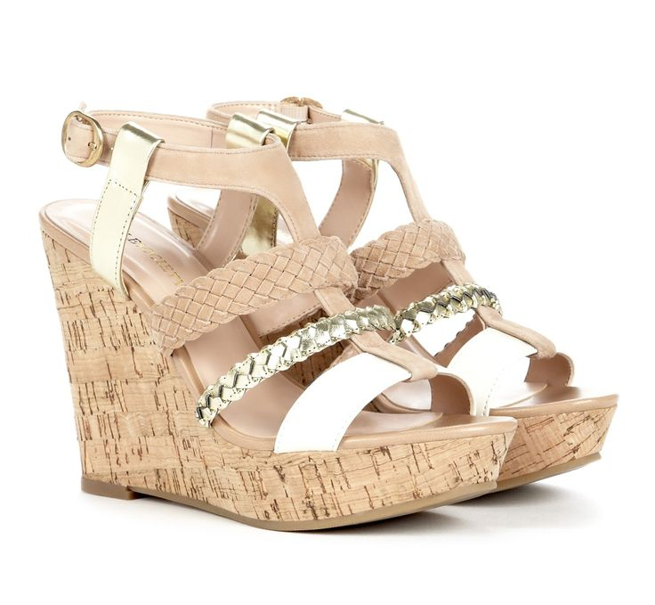 Sole Society Versatile Wedges - Cut out wedges - Serina