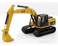 Caterpillar 320D L Hydraulic Excavator - 1/87 Scale Diecast Model - 55262