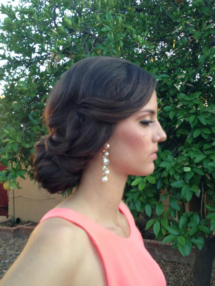 Shoulder Length Hairstyles For Pageants : The 84 best images about pageant hairstyles on pinterest updo