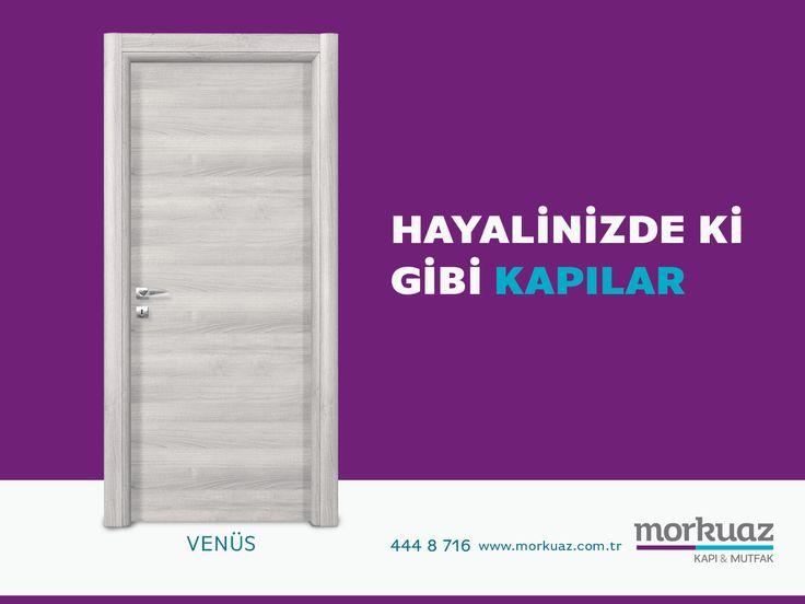 Hayalinizde ki gibi kapılar... #morkuaz #kapı #mutfak #hayatabiraz #hayal #kapılar #evdekor