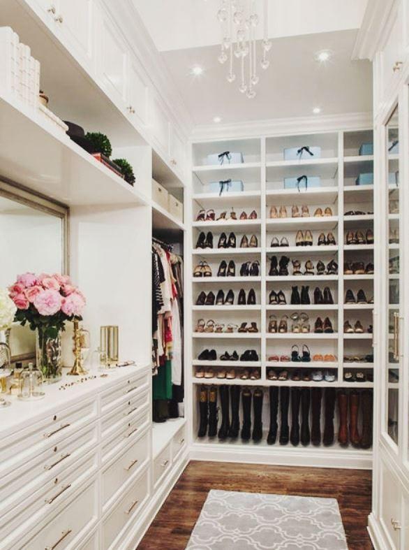 41 besten Kleiderschrank \/\/ Schlafzimmer einrichten Bilder auf - ordnung kleiderschrank tipps optimalen einraumen