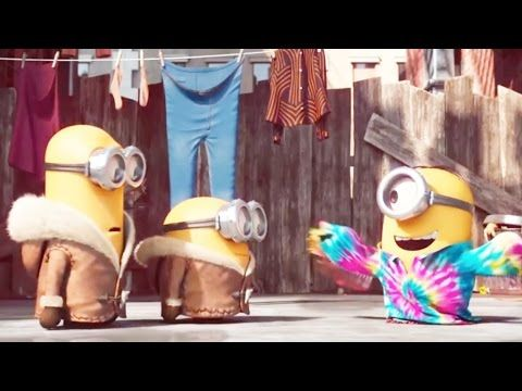 Minions DESPICABLE ME 2 movies - In the Summer Time best moments compila...