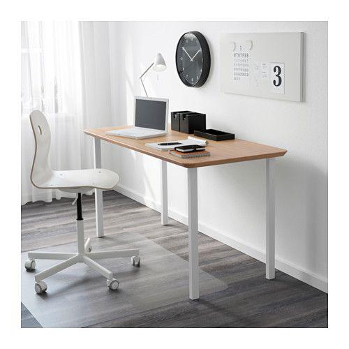 hilver godvin table ikea bureau pro pinterest bureau organisation et plans. Black Bedroom Furniture Sets. Home Design Ideas