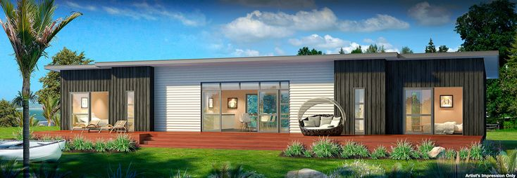 Welcome to a compact, stylish home, with a raking ceiling. You'll enjoy the north facing elevation, with decking across the entire frontage. Indoor/outdoor flow is excellent, including living and bedrooms; and there's ample wardrobe space for guests.