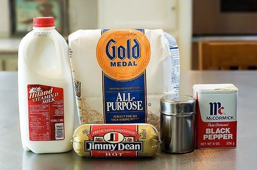 clearance com Biscuits and gravy by Ree Drummond   The Pioneer Woman  via Flickr
