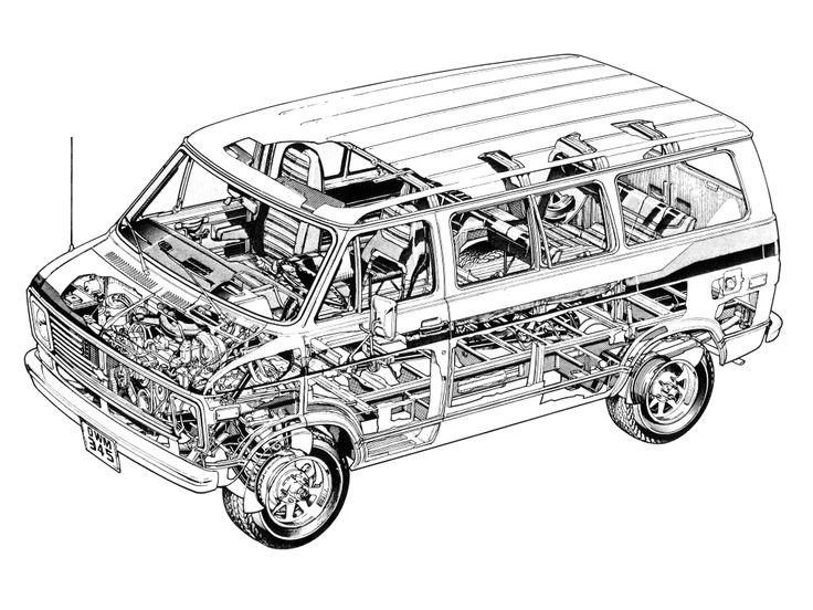 Best 25 Chevy Vans Ideas Chevrolet Van