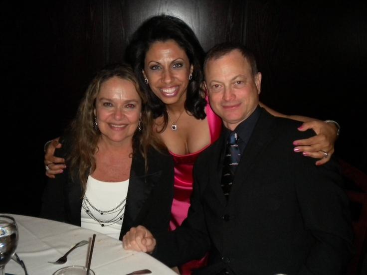 Brigitte Gabriel, Gary Sinise