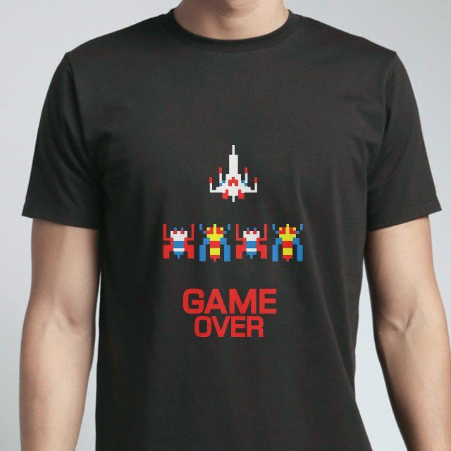Galaga Make Your Own Snaptee Tshirt Tips To Style