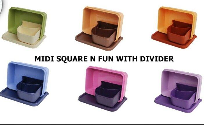 ~Midi Square & Fun~ Tempat bekalnya lagi turun harga bunda..... beli 1pcs harga 72.000 kalo beli 2 pcs bisa lebih murah... monggo!!! ada 6pilihan warna... #Berkah Ramadhan#