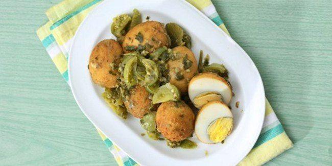 Vemale.com - Agar tidak bosan, yuk coba kreasikan telur rebus dengan berbagai rempah sedap ini.