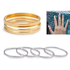 Cute Fashion 5PC/Set Bronze Stack Ring Above Knuckle Mid Finger Little Finger