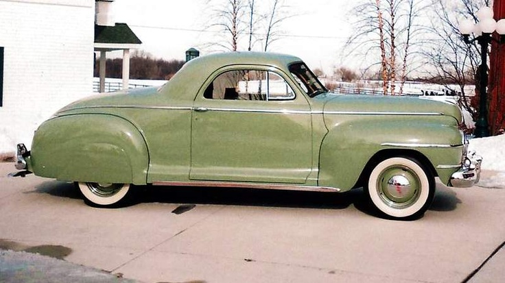 1942 dodge business coupe the forties forever for 1941 dodge 5 window coupe