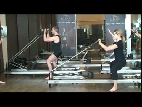 Pilates Variations Workout - YouTube