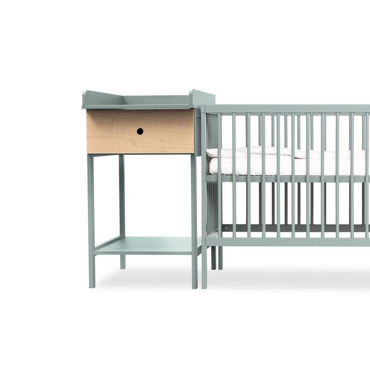 mokee mini changer in stone teal magic nurseries. Black Bedroom Furniture Sets. Home Design Ideas