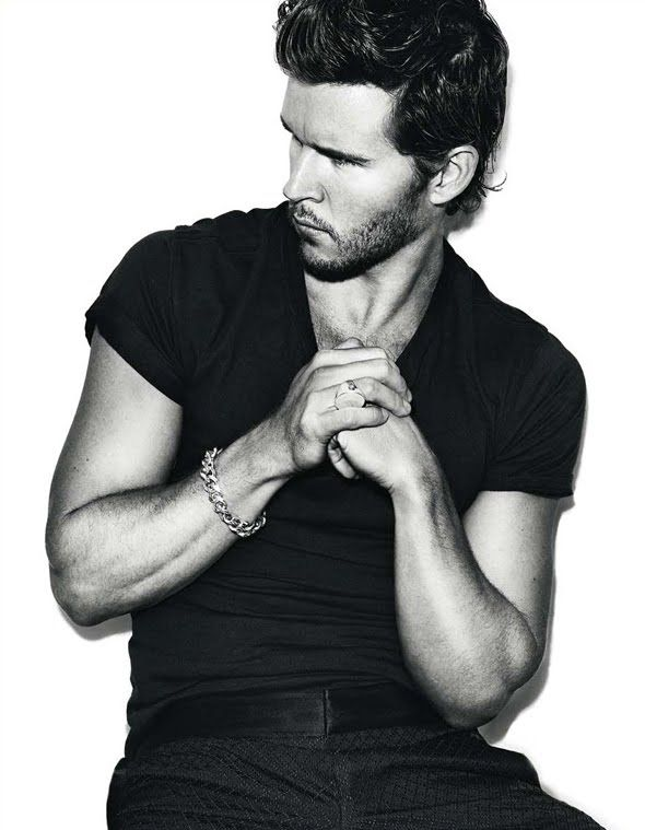 ryan kwanten from true blood. I AM IN LOVE WITH THIS MAN. Seriously.