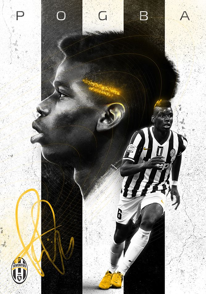 Paul Pogba on Behance