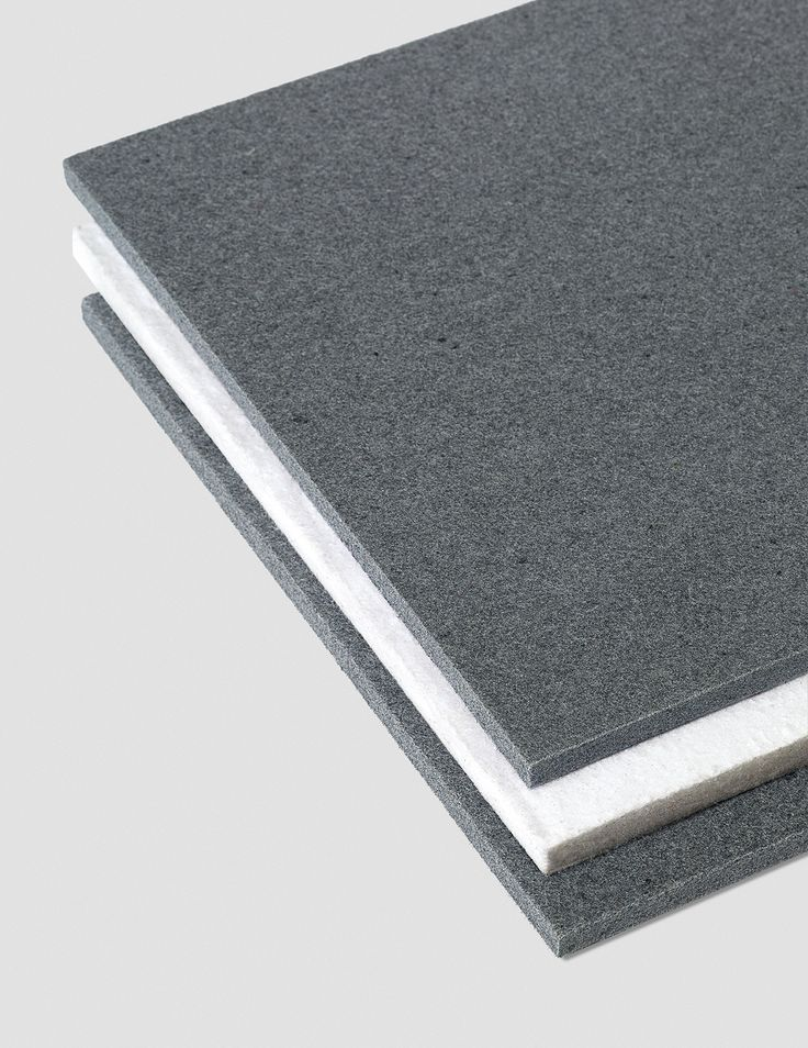 Solid Textile Board by Really is a high-quality engineered board made from end-of-life cotton and wool sourced from fashion and textiles industries and households. The manufacturing does not involve the use of dyes, water or toxic chemicals and generates only recyclable waste. The material used can eventually be re-granulated and formed into new boards.  A champion of circular design, Really encourages innovative concepts that prolong the lifespan of textile resources. Our ambition is a…