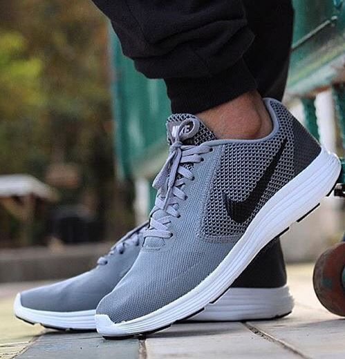 Nike Men's Revolution 3 Running Shoe Built for the neutral to underpronator  who requires enhanced cushioning | Sports Shoes | Pinterest | Revolution,  ...