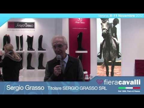 Intervista a Sergio Grasso #fieracavalli