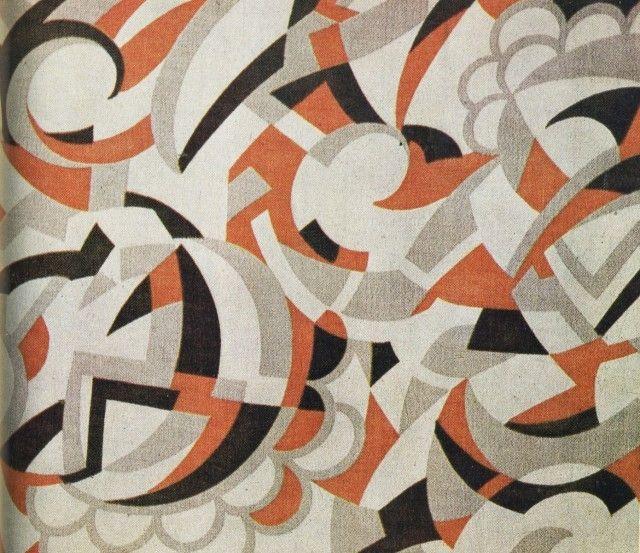 Fabrics of the USSR