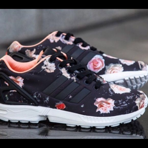 Adidas floral, Adidas shoes women