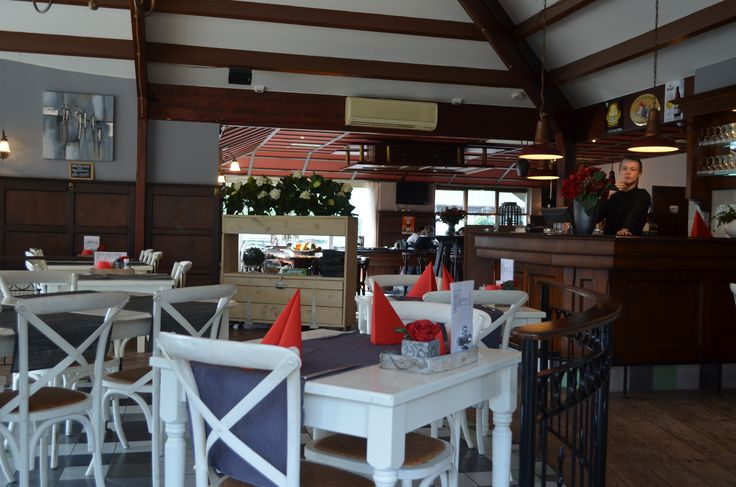 Grandcafé Merlot interieur