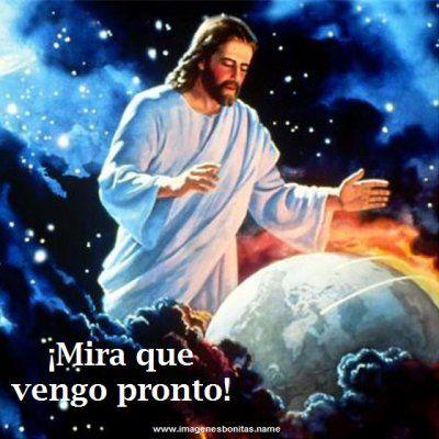 Imagenes Bonitas De Jesus: Vengo Pronto