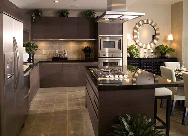 Kitchen design images gallery