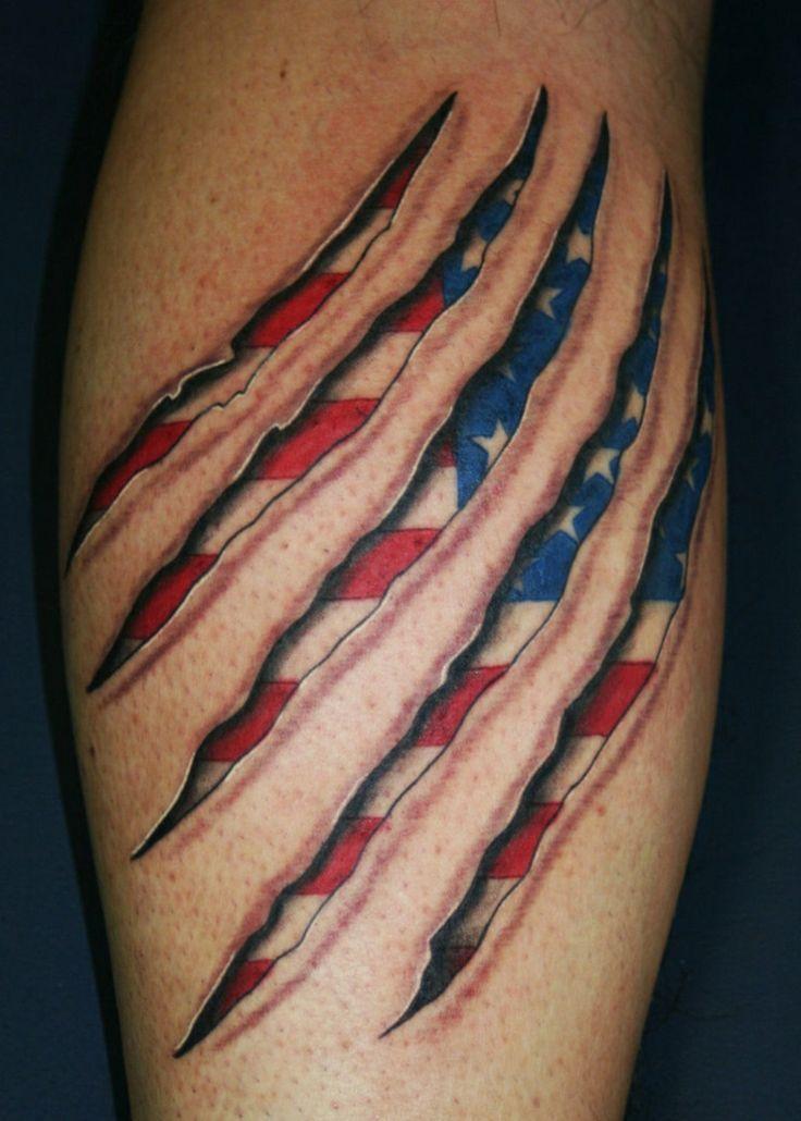 die besten 25 amerikanische flagge tattoos ideen auf pinterest amerikanische flagge rmel. Black Bedroom Furniture Sets. Home Design Ideas