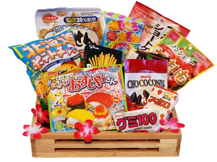 our august crate of crazy japanese candy and snacks some of the contents include a do it. Black Bedroom Furniture Sets. Home Design Ideas
