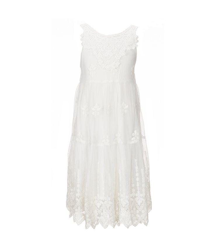 Shop for Soprano Big Girls 7-16 Tiered Crocheted Lace Dress at Dillards.com. Visit Dillards.com to find clothing, accessories, shoes, cosmetics & more. The Style of Your Life.