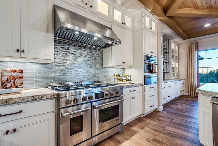 Toll Brother Kitchen Designs