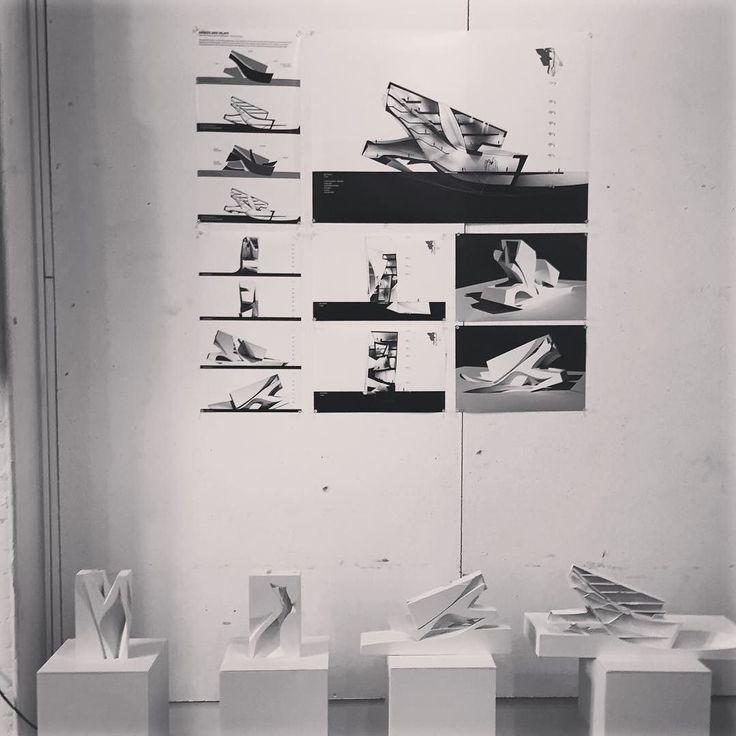 #nextarch by @kaixiang_huang #next_top_architects Midterm #columbiagsapp #oyler wu studio