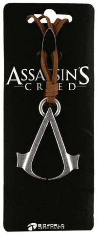 Assassin's Creed Logo Necklace