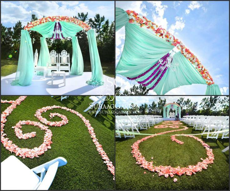25+ Best Ideas About Outdoor Indian Wedding On Pinterest