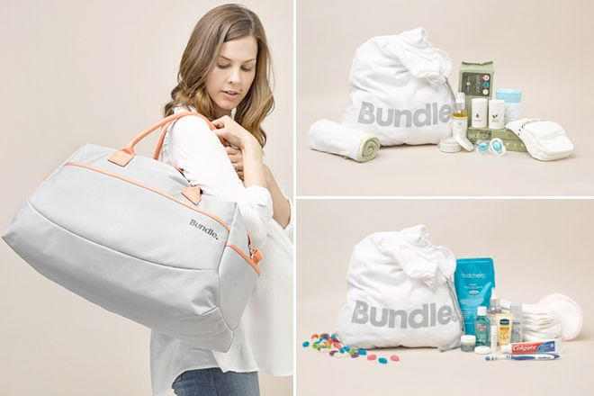Mum's Grapevine Review 'The perfect Bundle for baby & mama-to-be'. Is this the ultimate thoughtful & practical gift for a mum-to-be? A ready-packed hospital bag with all the essentials for mama & baby's first days in the world. Equally good as a shower gift, maternity leave gift... http://mumsgrapevine.com.au/2014/05/bundle-bag_baby-shower-gift_hospital-bag/?utm_source=MGV+Master+List&utm_campaign=cd10049839-RSS_EMAIL_CAMPAIGN_FF4413&utm_medium=email&utm_term=0_71e73dabb1-cd10049839-98648381