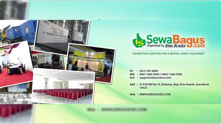 0857-1000-5000 Sewa Tenda Pameran Jakarta