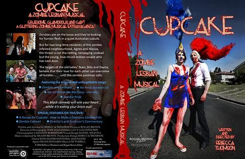Cupcake (short, 2010), directed by Rebecca Thomson