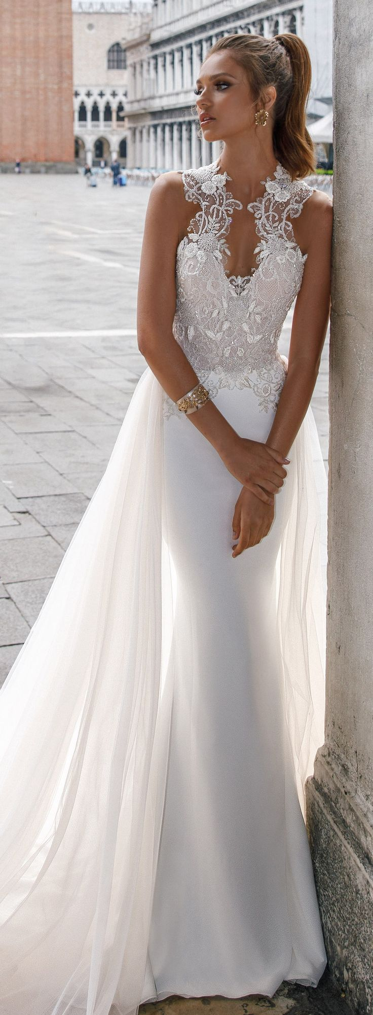 Julie Vino Spring 2018 Wedding Dresses -Venezia Bridal Collection