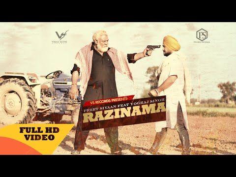 Razinama - Preet Siyaan Ft. Yograj Singh | Latest Punjabi Songs 2016 | V...