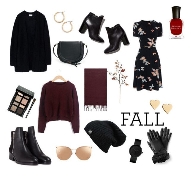 Fall Wanties by junesdagbokpoly on Polyvore featuring Acne Studios, 3.1 Phillip Lim, Sole Society, Nordstrom, Lipsy, Topshop, Linda Farrow, Bobbi Brown Cosmetics, Deborah Lippmann and Crate and Barrel