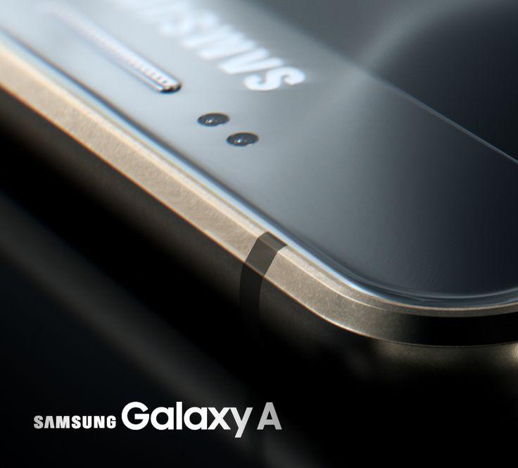 Ознакомьтесь с этим проектом @Behance: «Samsung Galaxy A» https://www.behance.net/gallery/33705900/Samsung-Galaxy-A